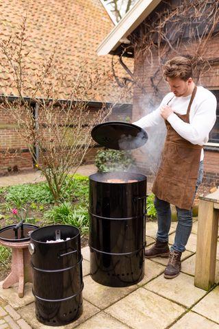 Esschert BBQ Rookton L