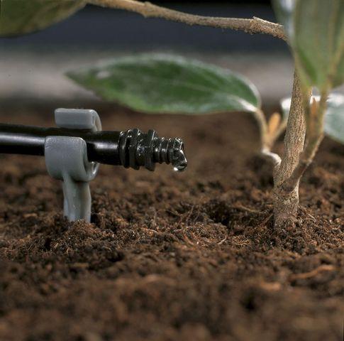 Gardena Micro Drip Einddruppelaar Zwart 3 Liter 25 Stuks