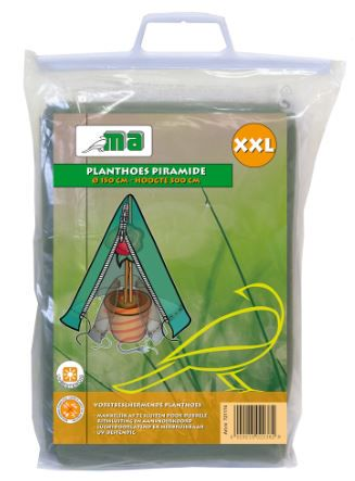 Meuwissen Agro plantenhoes Pyramide XXL