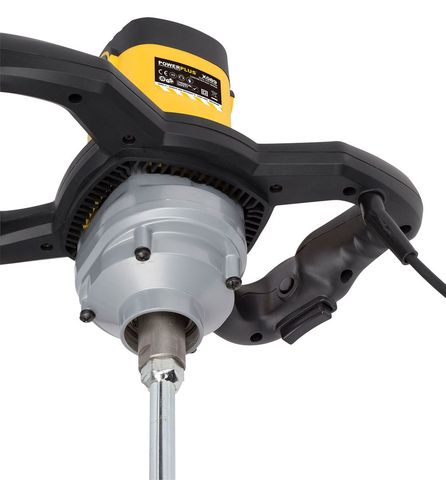 Powerplus POWX089 Betonmixer 1600W   Verfmenger D140mm