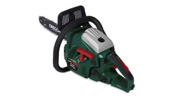 Benzine kettingzaag Powerplus POWXQG4060 motorzaag 37,2 cc