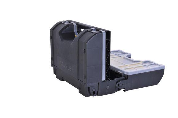 Stanley Organizer Koffer 3in1