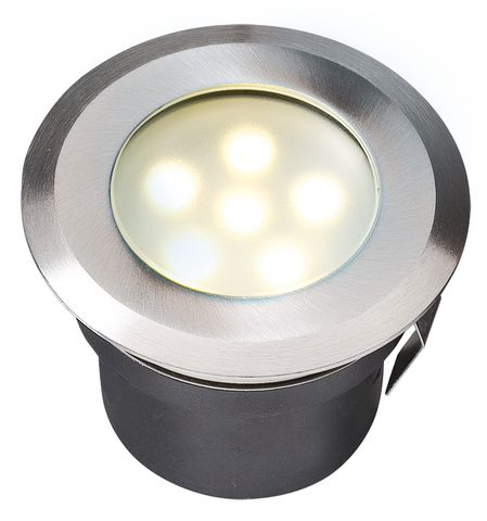 Garden Lights Grondspot Sirius Warm Wit LED