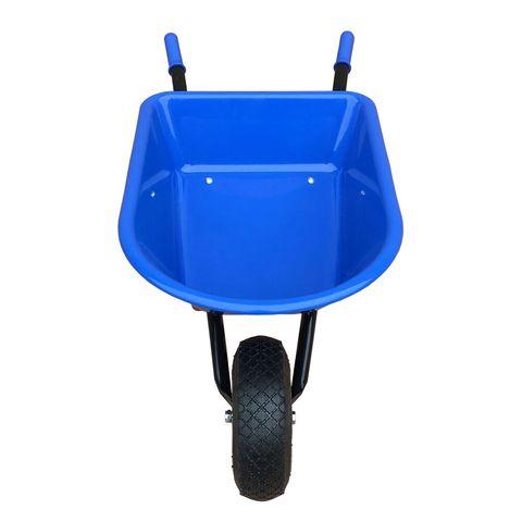 Kinderkruiwagen Blauw