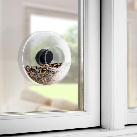 Eva Solo raam vogelvoederbol glas Ø 14 cm sfeer