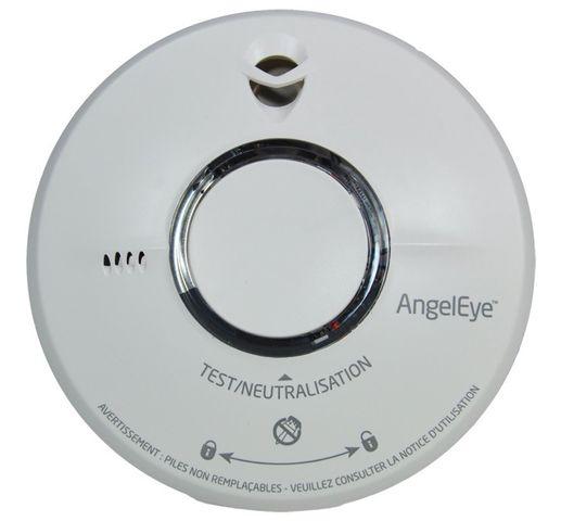 Angeleye Optische Rookmelder | Rookmelders Thermoptek