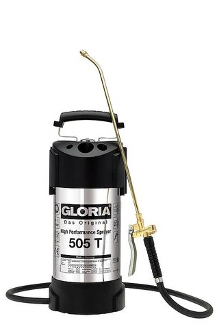 505 T - 5 liter roestvaststaal NBR