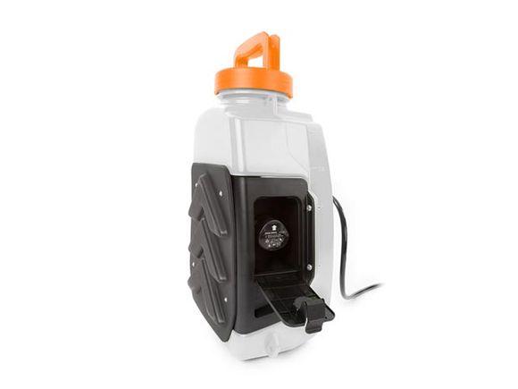Toolland Rugsproeier Met Herlaadbare Batterij 12 Liter