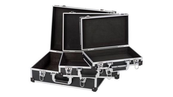Kreator Aluminium Opbergkoffers Set 3-in-1 KRT640401B