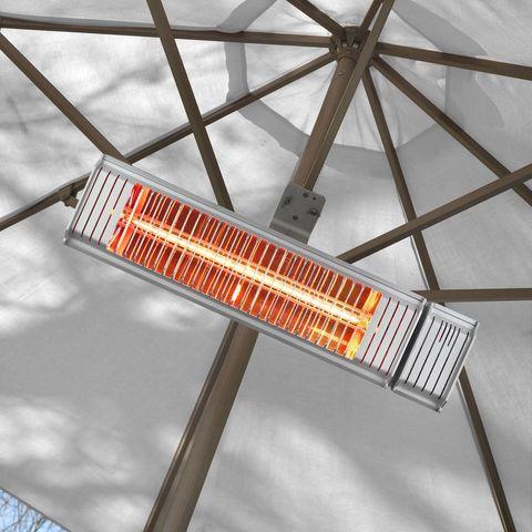 Eurom Golden 2000 Amber Smart terrasverwarmer | Via bluetooth!