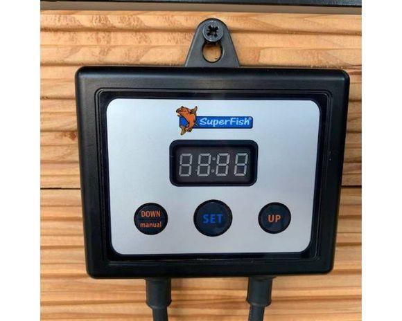 Superfish Voerautomaat Koi-Pro Fish Feeder