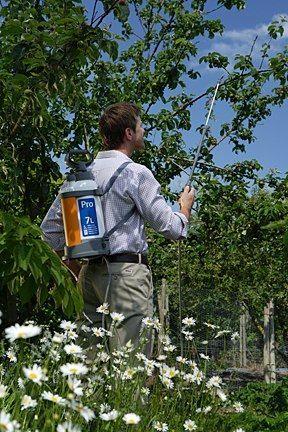 Hozelock 7 liter drukspuit Pro