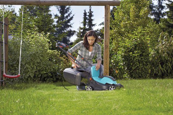 Elektrische Grasmaaier Gardena