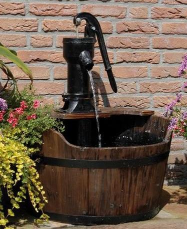 waterornament hout
