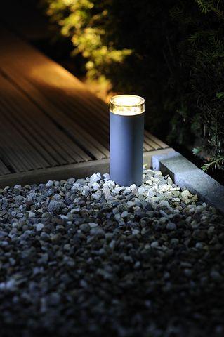 Garden Lights Tuinlamp set Linum LED 4 Stuks