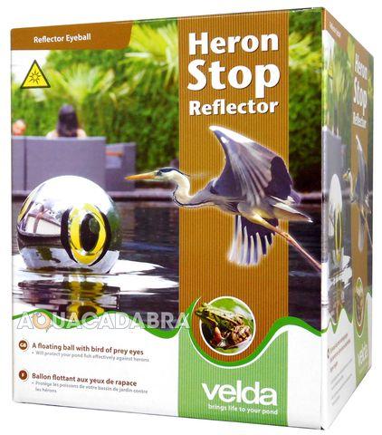 Velda Reiger Verjager Heron Stop Reflector