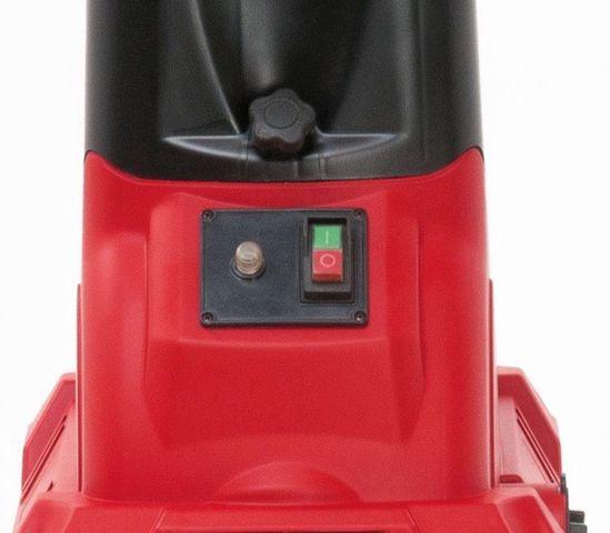 MTD Elektrische Hakselaar s2500