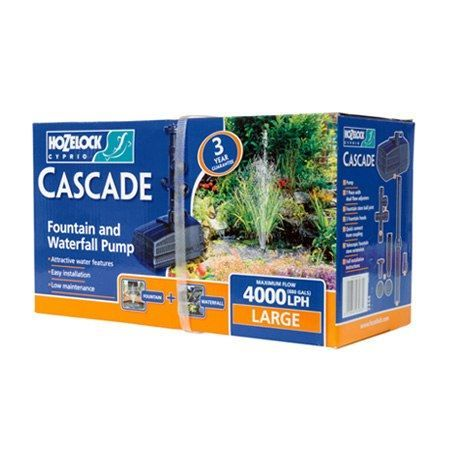 Hozelock Cascade Fonteinpomp 4000