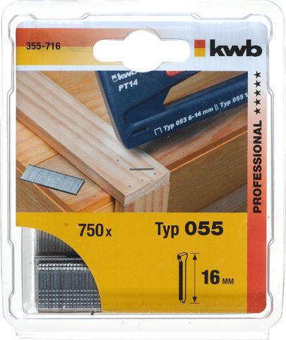 KWB Nagel 16 mm