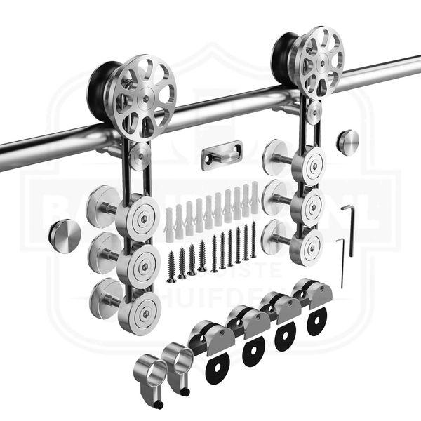 Luxe-RVS-Spider-Roestvaststaal-Schuifdeursysteem-schuifdeurbeslag-Barndeur.jpg