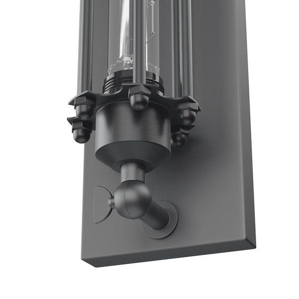 Industriele Steampunk Wandlamp 2