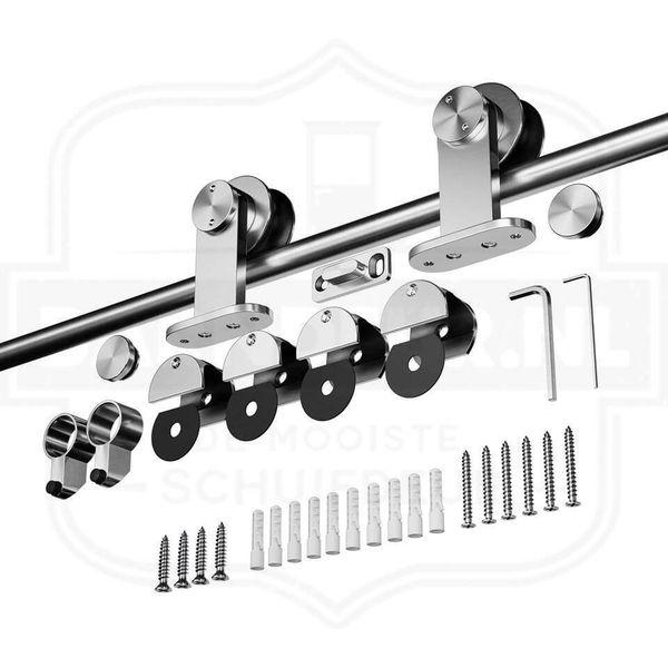 RVS Schuifdeur systeem