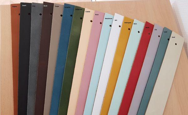 Alle kleuren plankdragers