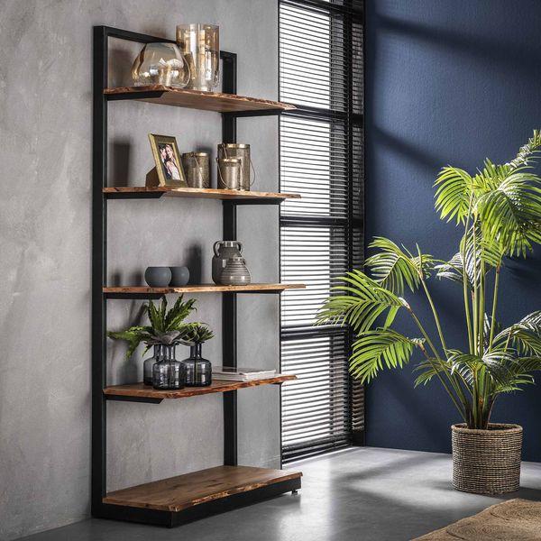 barntrup-wandrek-boekenkast-acacia-hout-1