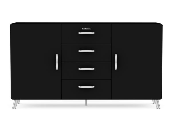 4 -laden-2-deuren-kirby-dressoir-zwart