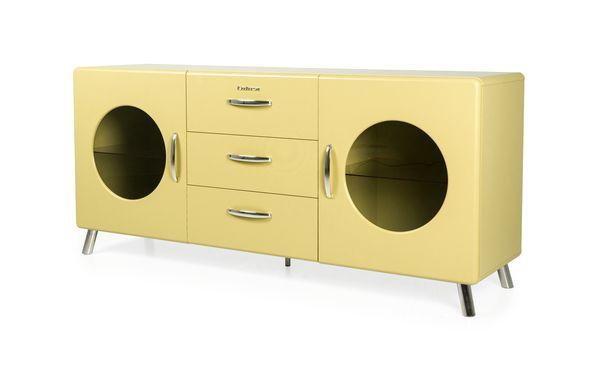dressoir-kirby -geel