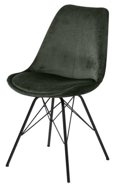 frostrup-groen-velours-eetstoel-zwart-frame-1