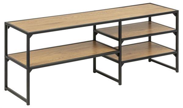 sabro-tv-meubel-wild-eiken-zwart-frame-1