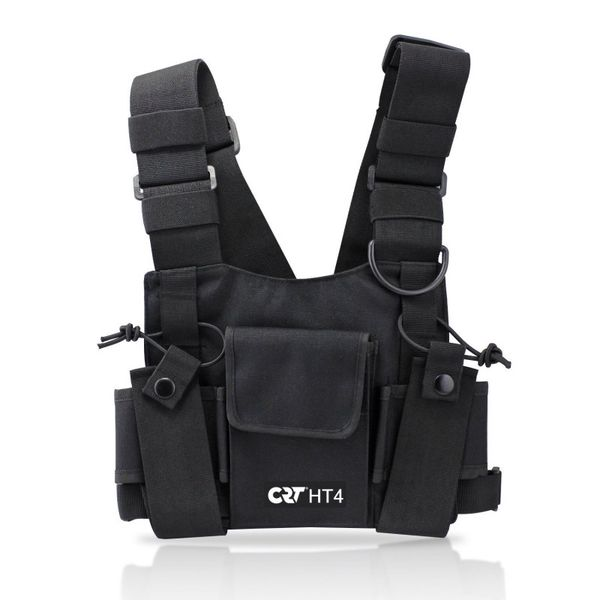 CRT-HT4-harnas-voor-2-portofoons