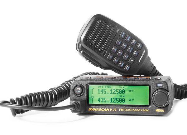 Dynascan-P-72-UHF/VHF-transceiver