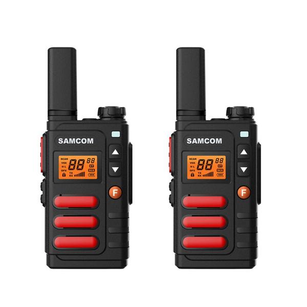 Samcom-FT18-Zwart-Rood