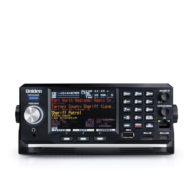 Uniden-SDS-200E-Scanner