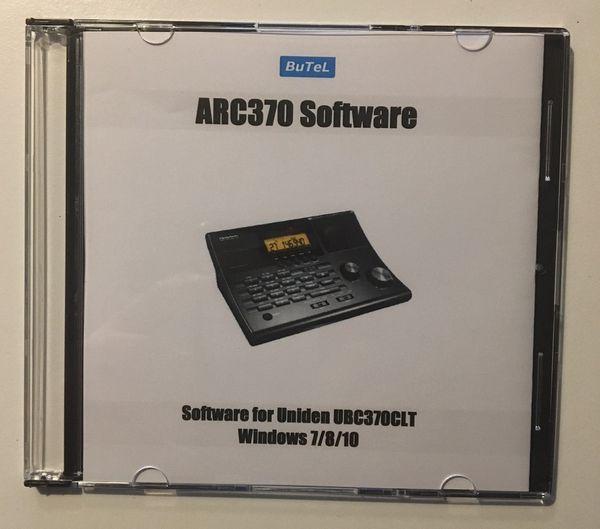 Butel-ARC-370-software