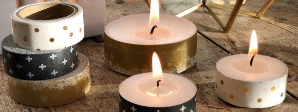 Bolsius Tea Candles