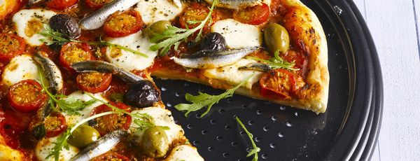 Le Creuset Pizza Backblech