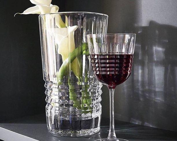 Cristal d'Arques Rode Wijnglazen