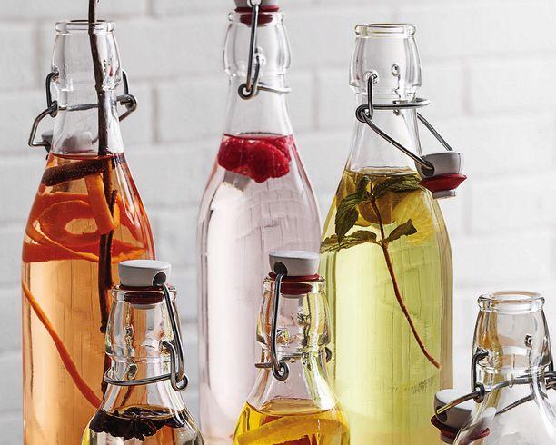 Bormioli Bügelflaschen