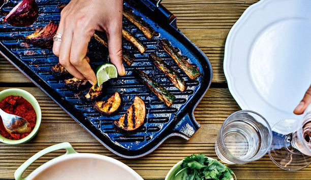 Le Creuset Grill Plate