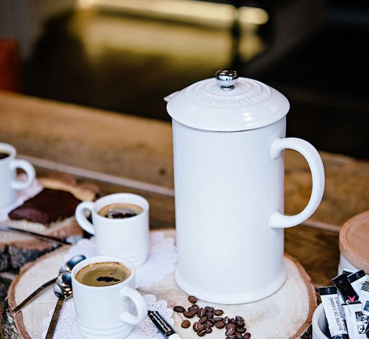 Le Creuset Coffee Pot