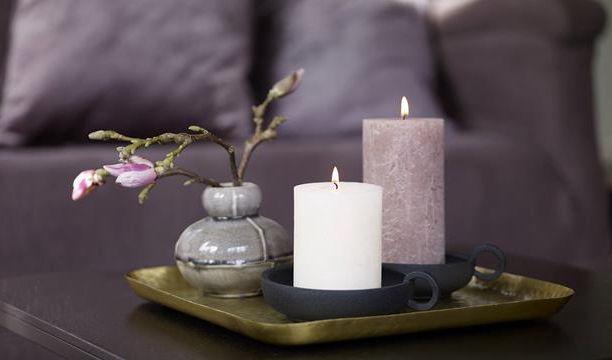 Bolsius Kerzenuntersetzer