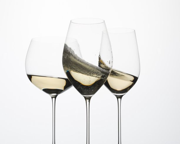 Riedel Weißweingläser