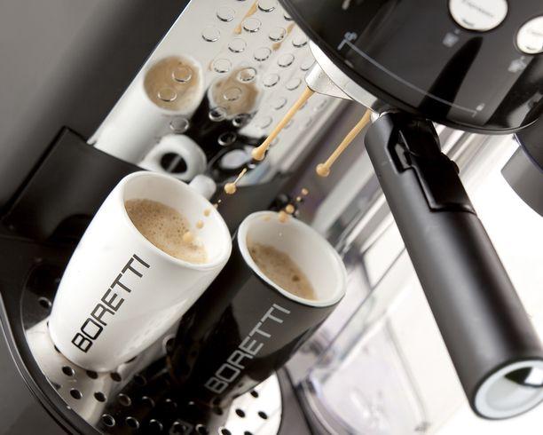 Boretti Espressomachine