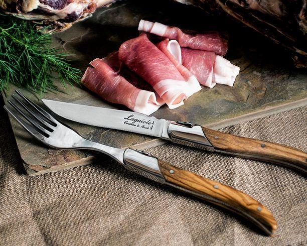Laguiole Style de Vie Steakmessen
