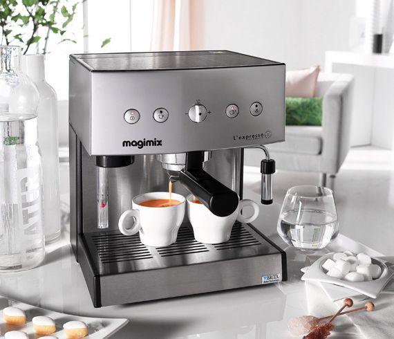 Magimix Koffiezetapparaat