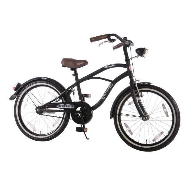 Volare Black Cruiser 20 inch