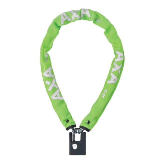 AXA Clinch+ 85 cm Kettingslot 6 mm Groen